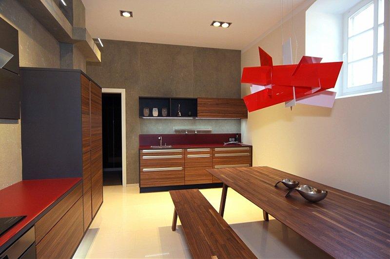 Luxusküche pur: die schwebende Küche - Luxusküchen